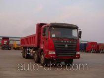 豪运牌ZZ3315N4065C2L型自卸汽车