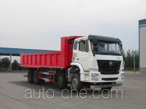 豪瀚牌ZZ3315N4066D1型自卸汽车