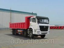 豪瀚牌ZZ3315N4066D2L型自卸汽车