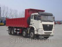豪瀚牌ZZ3315N4066E1型自卸汽车
