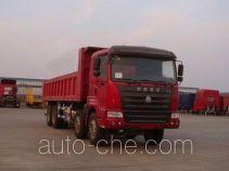 豪运牌ZZ3315N4265C2L型自卸汽车