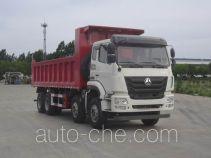 豪瀚牌ZZ3315N4466E1型自卸汽车