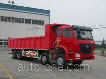 豪瀚牌ZZ3315N4666D2L型自卸汽车