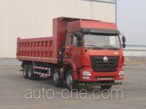 豪瀚牌ZZ3315N4666E1型自卸汽车