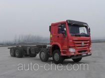 豪沃牌ZZ3317N3067E1型自卸汽车底盘
