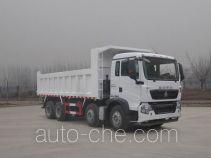 豪沃牌ZZ3317N306GE1型自卸汽车
