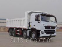 豪沃牌ZZ3317N306HE1型自卸汽车
