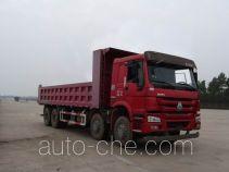 豪沃牌ZZ3317N3567E1型自卸汽车