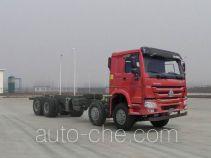 豪沃牌ZZ3317N3567E1型自卸汽车底盘