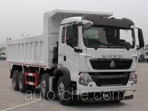 豪沃牌ZZ3317N356GD1型自卸汽车