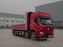 豪沃牌ZZ3317N4267E1型自卸汽车