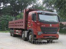 豪沃牌ZZ3317N4267Q1L型自卸汽车
