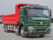 豪沃牌ZZ3317N4867D1型自卸汽车