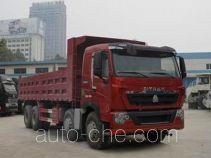 汕德卡牌ZZ3317V386HC1型自卸汽车
