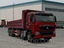 汕德卡牌ZZ3317V466HC1型自卸汽车