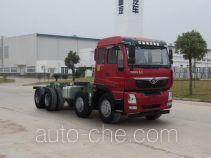 Homan ZZ3318M60DB1 dump truck chassis