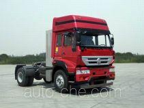 Sida Steyr ZZ4181M421GE1L tractor unit