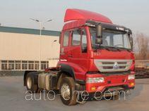 Sida Steyr ZZ4181N3611D1 tractor unit
