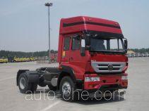 斯达-斯太尔牌ZZ4181N361GE1型牵引汽车