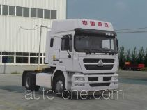 斯达-斯太尔牌ZZ4183N3811E1C型牵引汽车