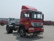黄河牌ZZ4184K3616D1型牵引汽车