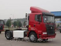 Sinotruk Hania ZZ4185M3815C1CZ container transport tractor unit