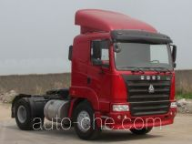 Sinotruk Hania ZZ4185N3515C1Z container transport tractor unit