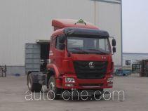 Sinotruk Hohan ZZ4185N3613E1W dangerous goods transport tractor unit