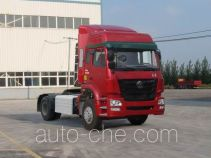 Sinotruk Hohan ZZ4185N4216D1CZ container carrier vehicle