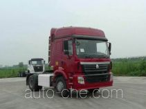 豪运牌ZZ4185V3815C1CH型牵引汽车