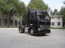 Sinotruk Howo ZZ4187M3517N1Z container transport tractor unit