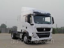 Sinotruk Howo ZZ4187M421GE1LZ container carrier vehicle