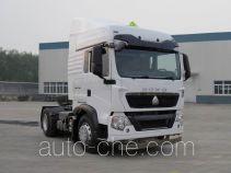 Sinotruk Howo ZZ4187N361GE1W dangerous goods transport tractor unit