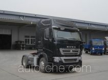 Sinotruk Howo ZZ4187N361HC1Z container carrier vehicle