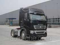 Sinotruk Howo ZZ4187V361HC1Z container carrier vehicle