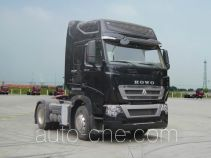 Sinotruk Howo ZZ4187V361HD1Z container carrier vehicle