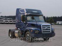 威泺牌ZZ4189M461CC1Z型集装箱半挂牵引车