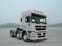 Sida Steyr ZZ4223N25C1D1 tractor unit