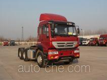 Sida Steyr ZZ4251M3241D1B tractor unit