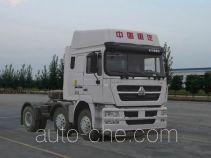 Sida Steyr ZZ4253N25C1E1C tractor unit