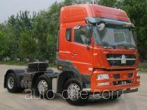 Sida Steyr ZZ4253N27C1D1N tractor unit