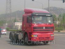 Sida Steyr ZZ4253N3241D1 tractor unit