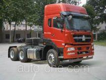 Sida Steyr ZZ4253N3241D1HN tractor unit