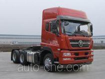 斯达-斯太尔牌ZZ4253N3241E1HN型牵引汽车