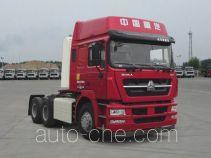斯达-斯太尔牌ZZ4253N3841E1C型牵引汽车