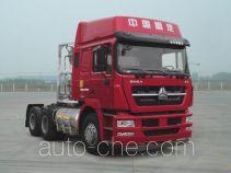 斯达-斯太尔牌ZZ4253N3841E1L型牵引汽车