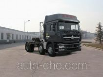 Sida Steyr ZZ4253V25C1D1L tractor unit