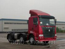 豪运牌ZZ4255M25C5C1B型牵引汽车