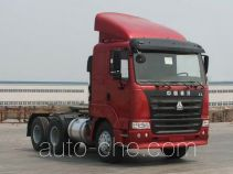 Sinotruk Hania ZZ4255M2945AZ container carrier vehicle