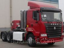 Sinotruk Hania ZZ4255M3845C1CZ container transport tractor unit